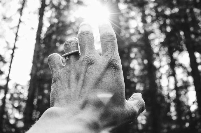 Heilende Hand